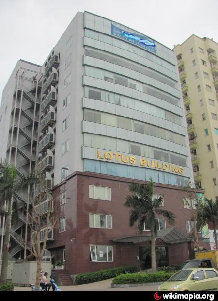 Văn phòng cho thuê Cầu Giấy tòa Lotus Building