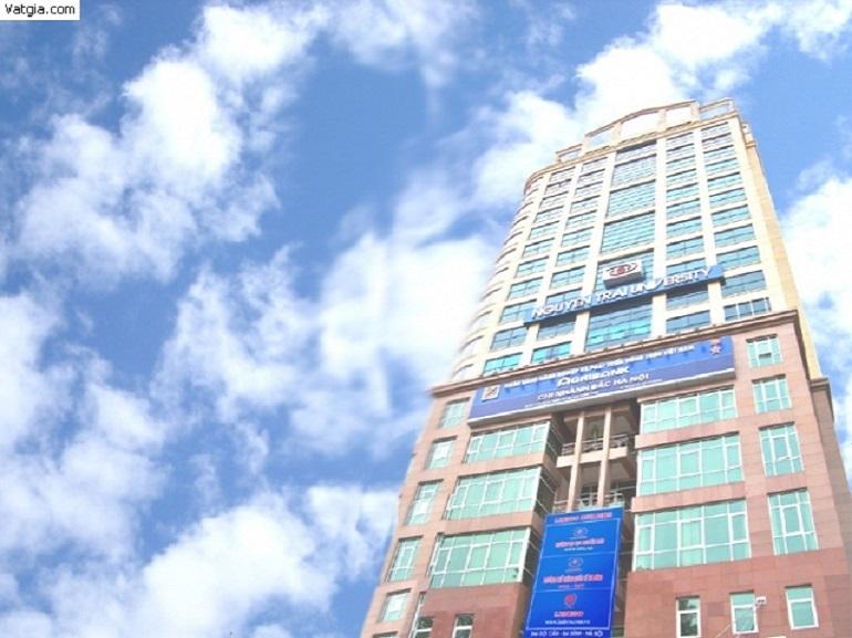 Cho Thuê Văn Phòng tại Hà Nội – Tòa nhà Ladeco