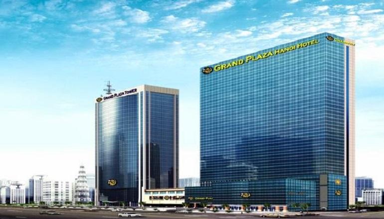 Hà Nội Cho Thuê Văn Phòng Hạng A tòa nhà Grand Plaza