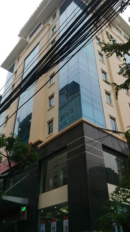 Cho thuê văn phòng Cầu Giấy tòa nhà Tiền Phong