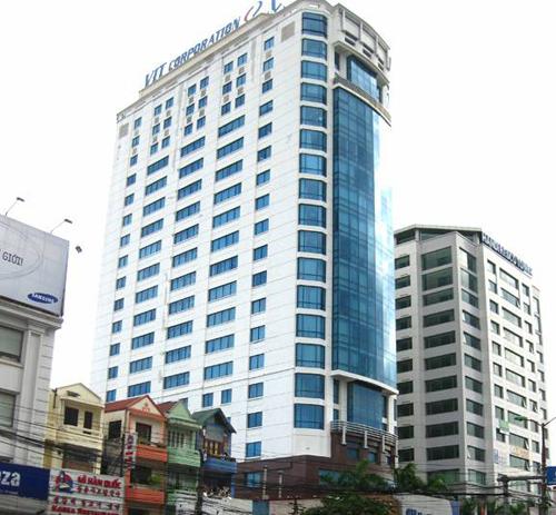 Cho Thuê Văn Phòng Ba Đình, Hà Nôi Tòa VIT