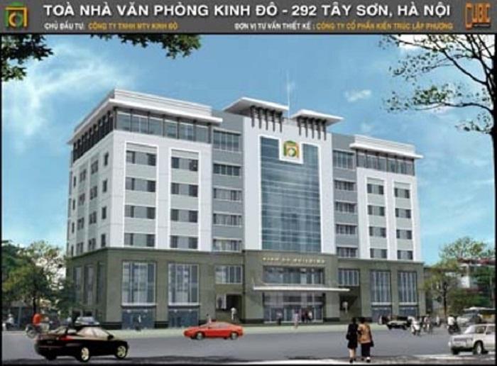 Đống Đa Cho Thuê Văn Phòng tòa Kinh Đô 292 Tây Sơn
