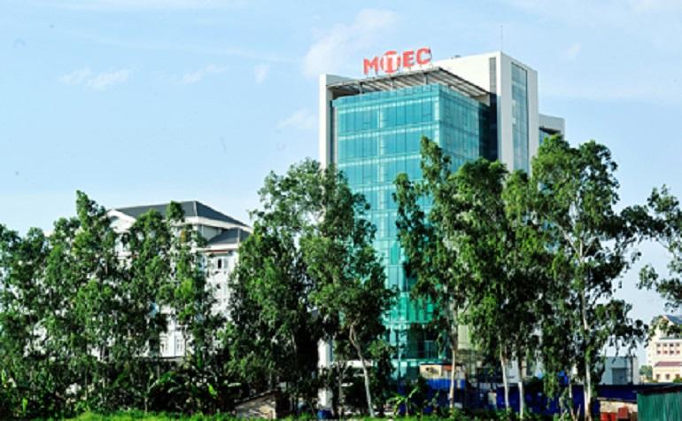 Cho Thuê Văn Phòng quận Cầu Giấy tòa MITEC