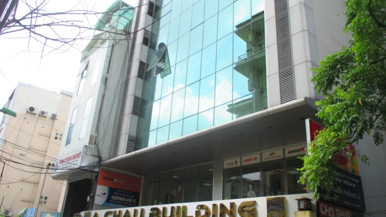 Văn Phòng Cho Thuê Phố Linh Lang, Đào Tấn