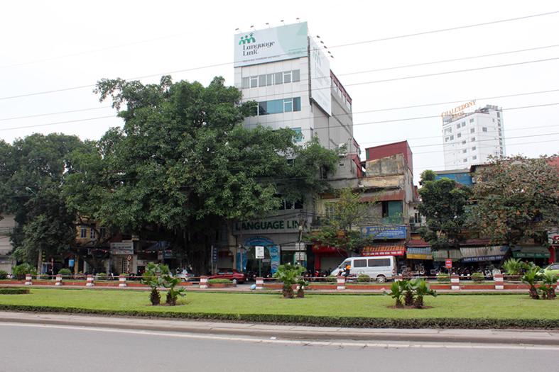 Cho thuê văn phòng đường Yên Phụ quận Ba Đình Hà Nội
