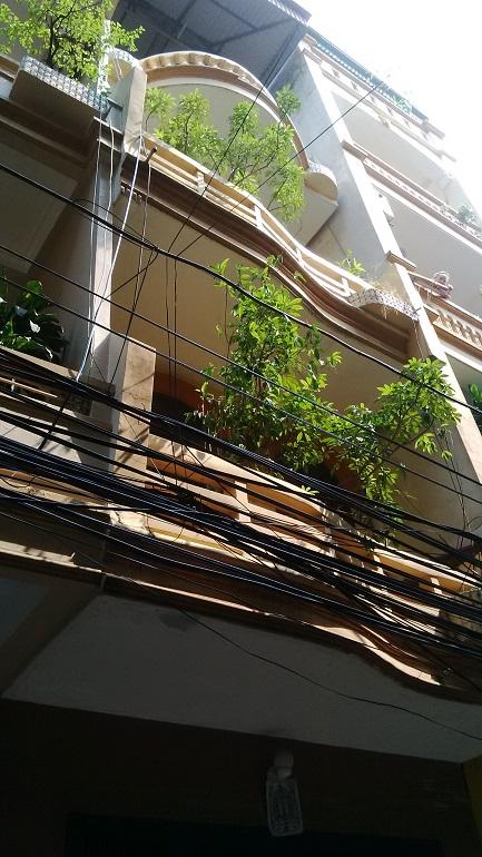 Cho thuê nhà trong ngõ phố Thái Hà