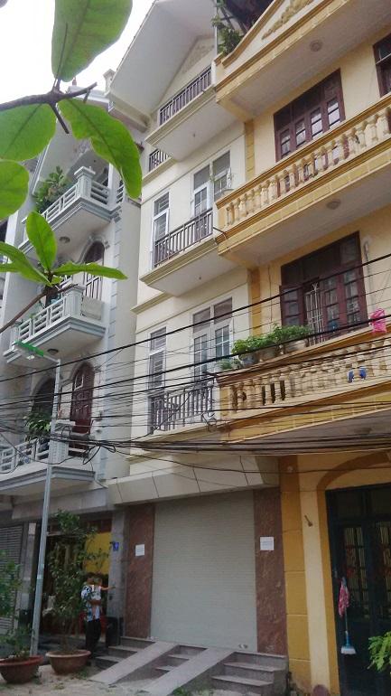 Cho thuê nhà trong ngõ Nguyễn Xiển