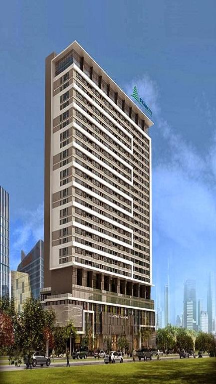 Cho thuê văn phòng Hà Nội tòa Star City
