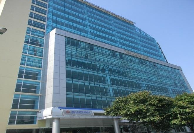 Tòa Nhà An Phú – Hoàng Quốc Việt