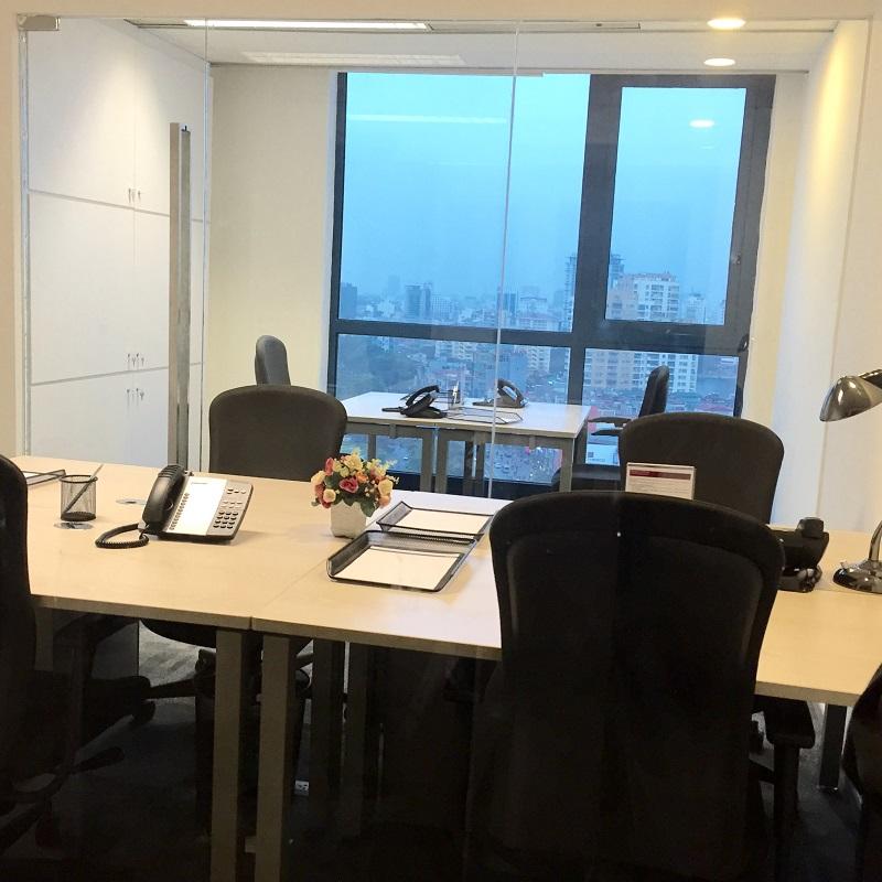 Văn phòng dịch vụ tòa nhà Daewoo