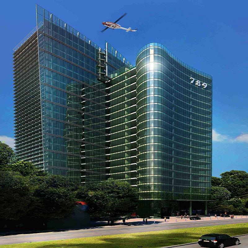 Tòa Nhà 789 Bộ Quốc Phòng – 147 Hoàng Quốc Việt