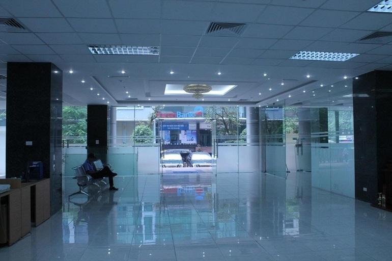 Cho thuê sàn văn phòng tòa nhà 319 Bộ Quốc Phòng