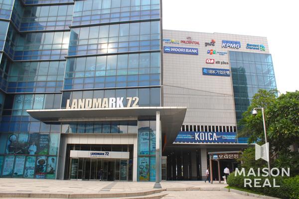 Cho thuê sàn văn phòng tòa nhà KeangNam- Hà Nội