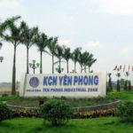 o thuê nhà xưởng khu công nghiệp Yên Phong