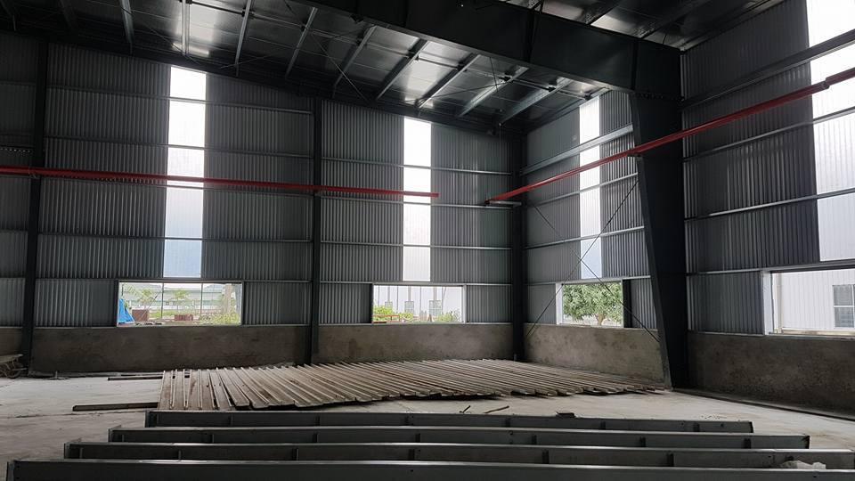 Cho thuê kho nhà xưởng Hạp Lĩnh Bắc Ninh