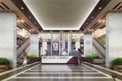 cho thuê sàn trung tâm thương mại tòa nhà discovery complex cầu giấy