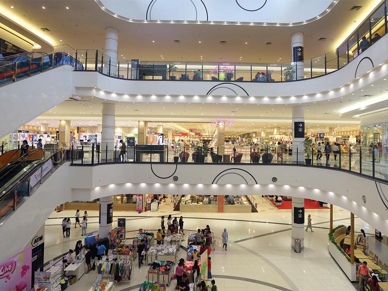 Cho thuê sàn Trung tâm thương mại tại Thanh Xuân
