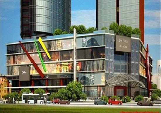 trung tâm thương mại flc twin towers