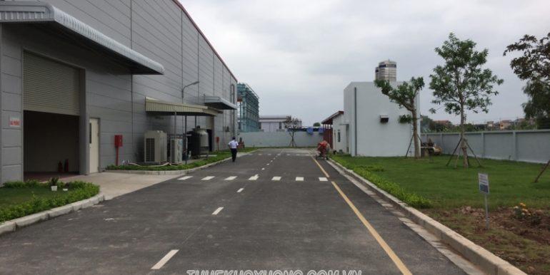 Cho thuê nhà xưởng Hưng Yên - KCN Phố Nối